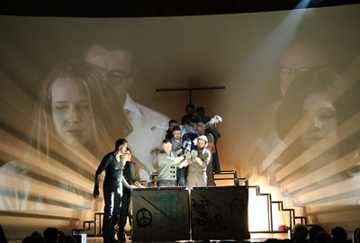 Jesus Christ Superstar 2 - Musical - On stage